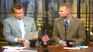 andy beckman on live with regis and kelly part 1