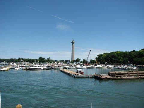 Circumnavigating The Great Lake Erie, Put-In-Bay, Ohio