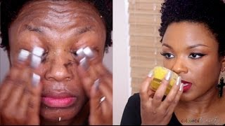 NATURAL SKIN CARE ROUTINE | DEMO | HIPAPOTHECA