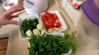 How I make my quick &amp simple sofrito