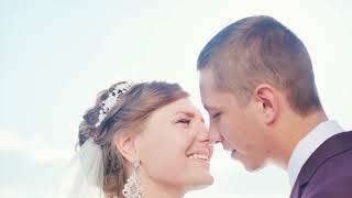 Свадебный клип Москва Татьяны и Дениса