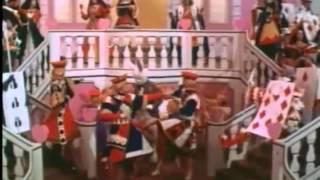 The Croquet Match - Alice in Wonderland