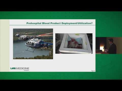 Paradigms in Blood Utilization