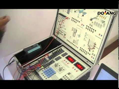 DLPLC X1 Portable PLC Training Set--DOLANG PLC Training equipment