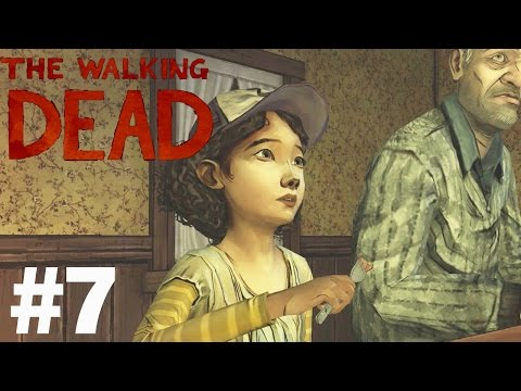 DON'T EAT THE FOOD! | The Walking Dead #7