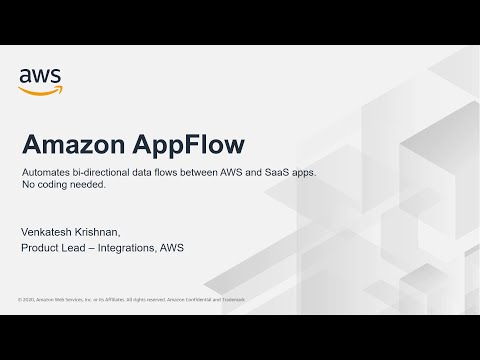 How to Transfer Data from Google Analytics to Amazon S3 using Amazon AppFlow