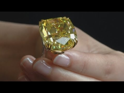 Rare 100 carat diamonds worth millions up for auction