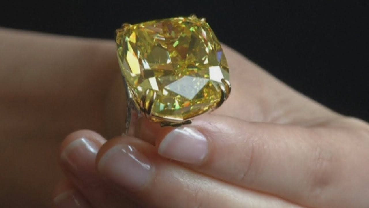 watch millions diamond for worth auction youtube rare up diamonds carat