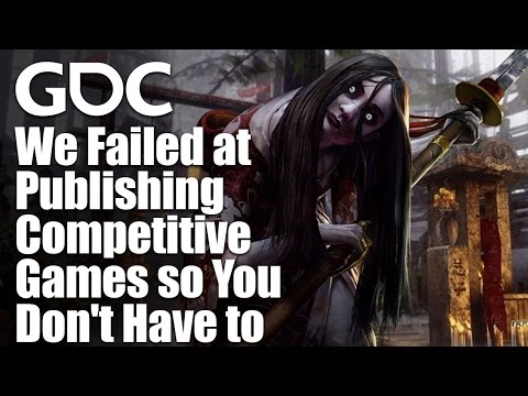 We Failed at Publishing Competitive Games so You Don't Have to