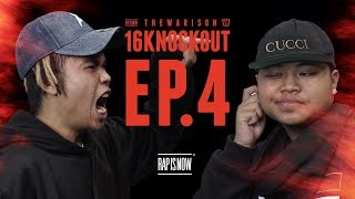 TWIO4 : EP.4 TAHMAG vs VANGOE (16KNOCKOUT) | RAP IS NOW