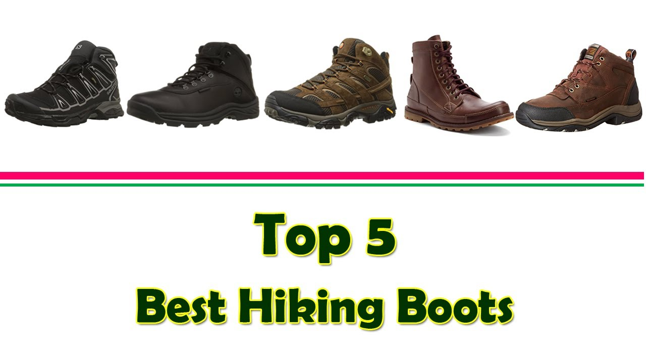e98c4d91735 Top 5 Best Hiking Boots | Best Selling Hiking Boots 2017