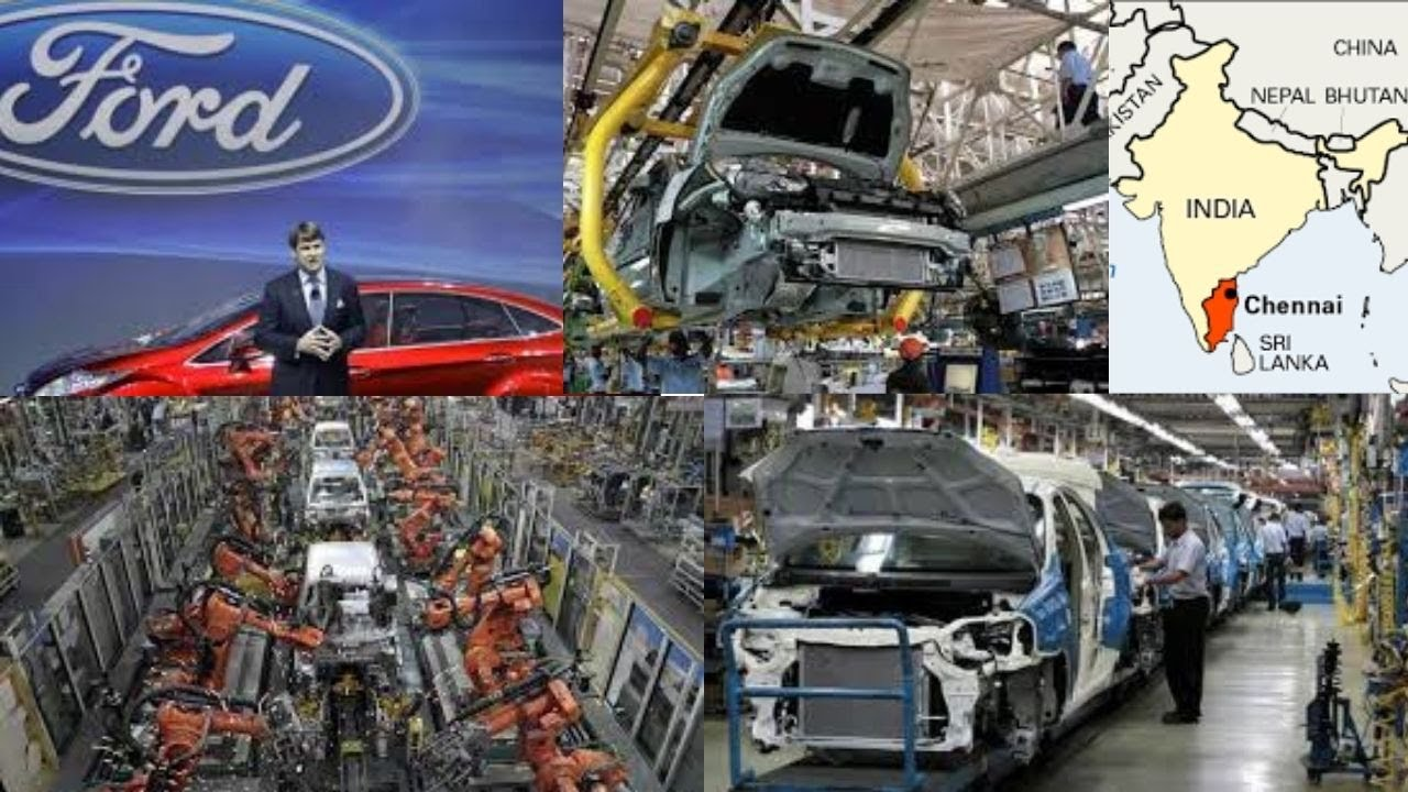 Ford to stop making cars in India, cites $2 billion operating loss in 10 years