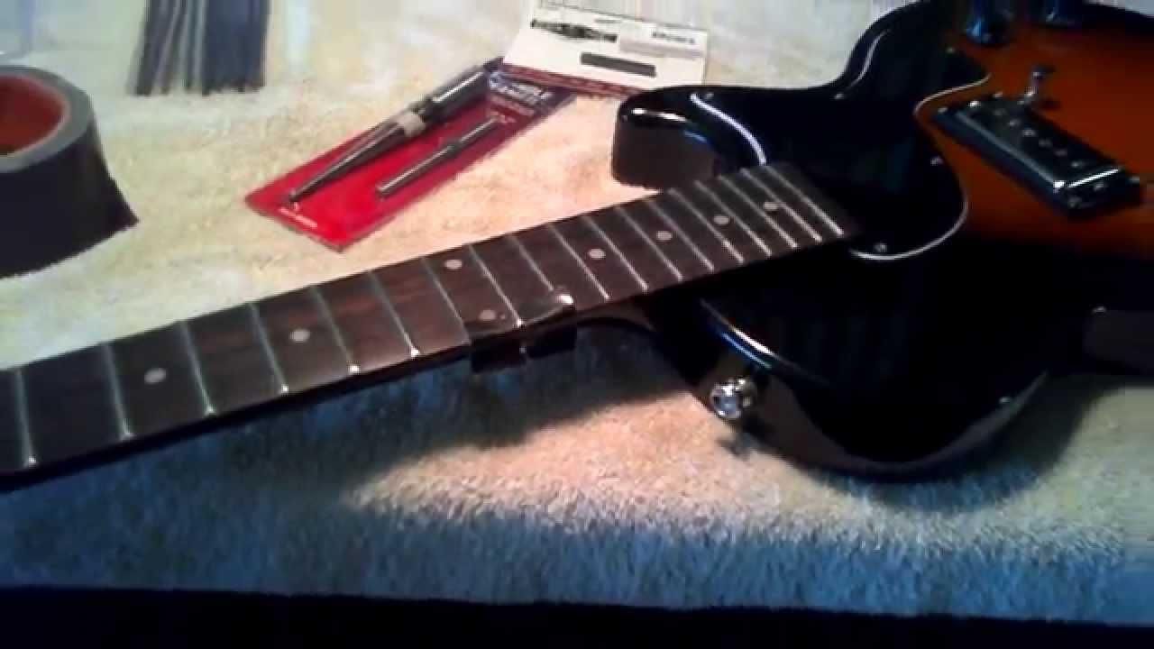 Epiphone Les Paul Junior Upgades Youtube Single Pickup Guitar Wiring Diagram Premium