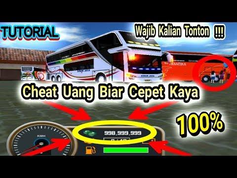 CHEAT UANG !!! Biar Cepet Kaya Di MOBILE BUS SIMULATOR | BUSSID CHANEL