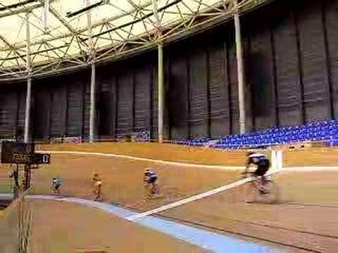 Vélo sur piste (1) - UCI Aigle 13/10/07