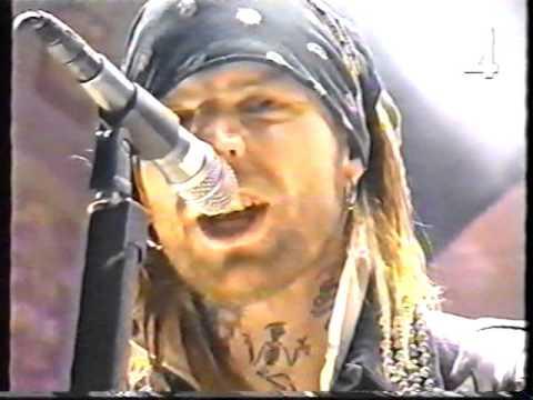 Backyard Babies - Minus Celsius Live @ Swedish Grammys 2004