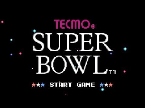 Tecmo Super Bowl - NES Gameplay