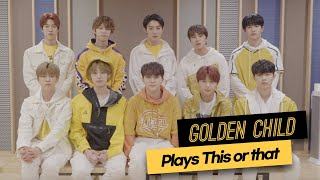 "Golden Child Plays ""This Or That"" With Soompi"