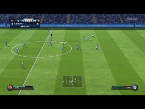 Fifa 18 Online wir Rasieren nicht   Gameplay German Bomben TV