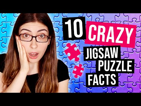 10 Wild Facts About Jigsaw Puzzles