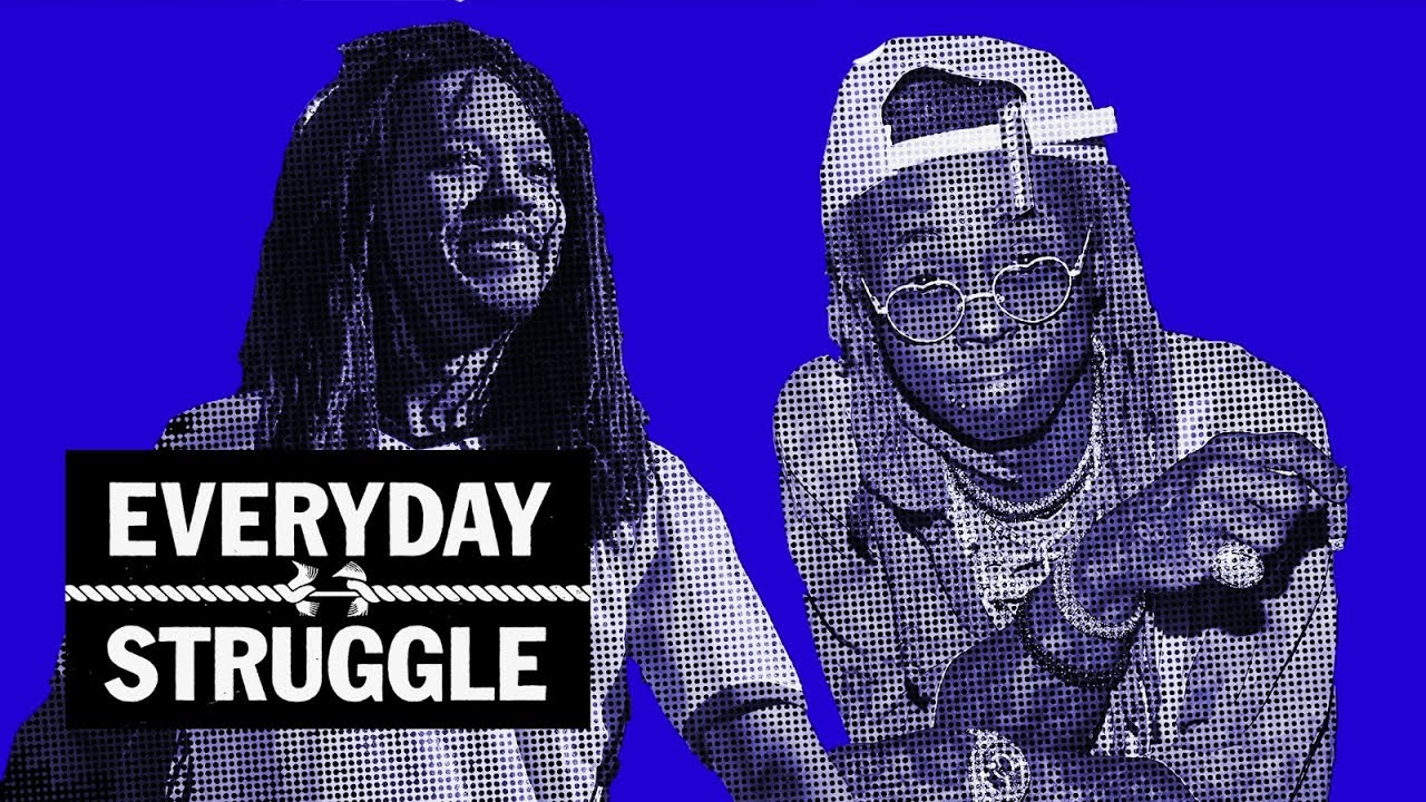 Lupe Album Review, Wayne Breaks Down 'C5,' Desiigner vs. Future Comparisons | Everyday Struggle