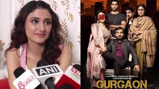 Ragini Khanna Talks About Her Debut Film Gurgaon