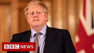 Coronavirus: PM says everyone should avoid office, pubs and travelling - BBC News