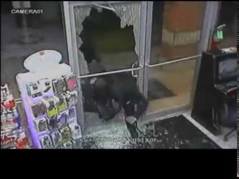 South Mason Road Smash and Grab