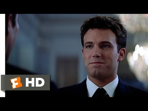 The Sum of All Fears (3/9) Movie CLIP - I Like Him (2002) HD
