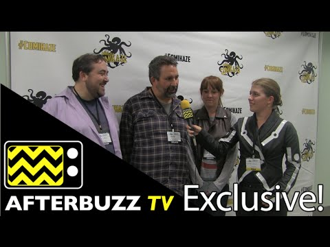 Hal Lublin, Craig Cackowski, & Annie Savage @ 2014 Comikaze Expo | AfterBuzz TV Interview