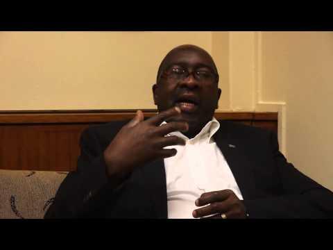 Interview with Finance Minister Nhlanhla Nene