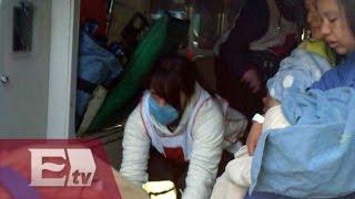 Trasladan a seis heridos en explosión de Cuajimalpa a Hospital Balbuena