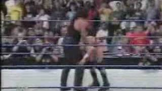 The Ortons vs The Undertaker-Casket Match 3/3
