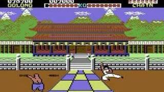 C64 Longplay - Yie ar Kung Fu