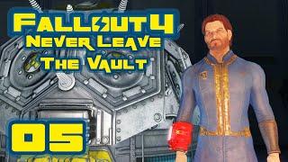 Fallout 4: Vault-Tec Workshop DLC - Never Leave The Vault Challenge - Part 5 - Zero Patience