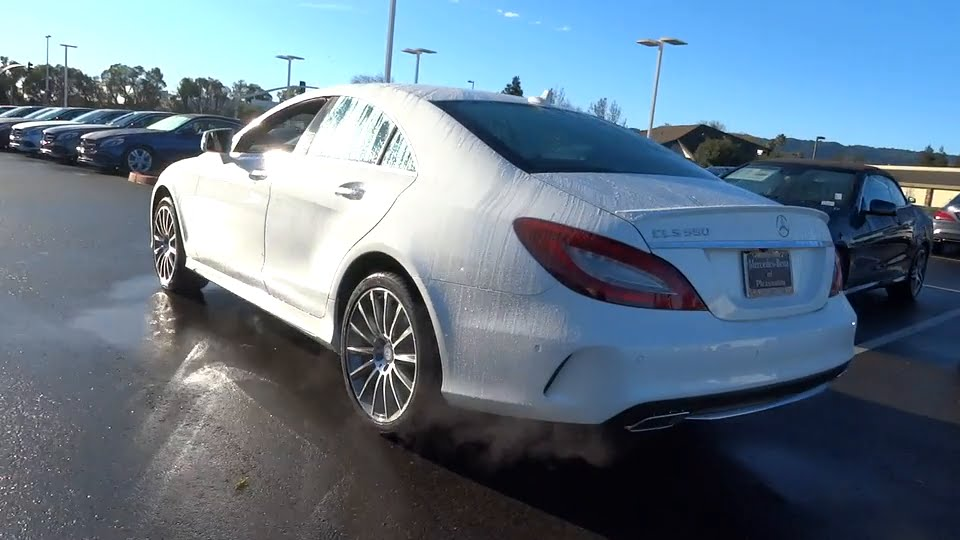 2017 mercedes benz cls pleasanton walnut creek fremont for Mercedes benz of pleasanton