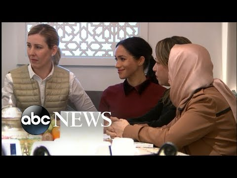 1st look at new documentary about Meghan Markle's new royal life