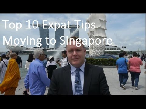 Expat Tips For Moving to Singapore