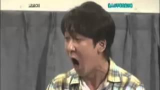 「東京03 SCHOOL NINE」2013年10月7日より。 舞台中にザキヤマさんのア...