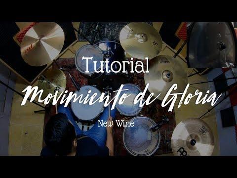 "Tutorial ""Movimiento De Gloria"" - New Wine 🎧"