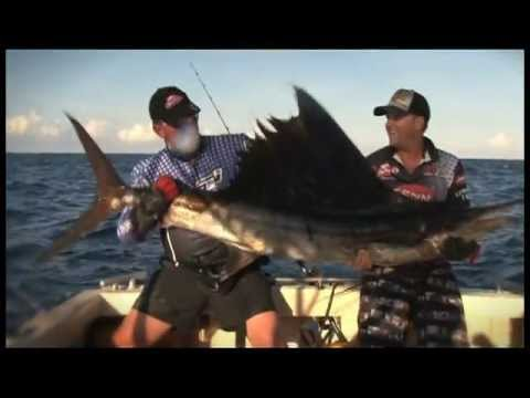 Extreme Sports Fishing @ Mafia Island with CAST-SA & Wes Peens