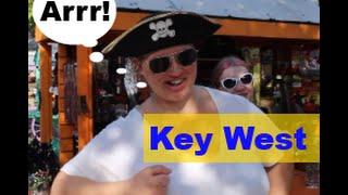 Carnival Cruise Day 2 - Key West Florida! 4 Night Bahamas Vacation Vlog episode 4