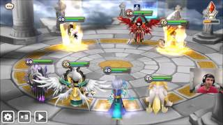 Summoners War Woosa Meets Sunday