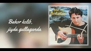 BOLALAR JIYDA GULLAGANDA MP3 СКАЧАТЬ БЕСПЛАТНО