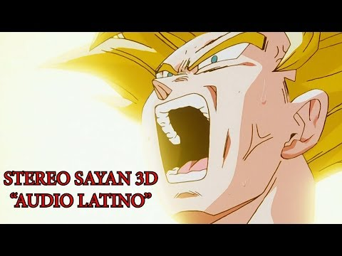 "Stereo Sayan 3D - ""Audio Latino"" HD 1080p - Tribute To ""fartward"""