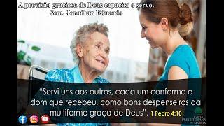A provisão graciosa de Deus capacita o Servo - ESTUDO BÍBLICO AO VIVO