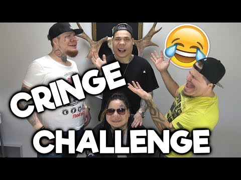 CRINGE SÅNG CHALLENGE - Try not to cringe Ft. The Crue.