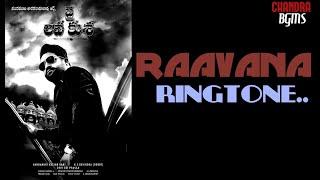 Raavana BGM Ringtone    Jai Lavakusa Ringtones  Jai Lavakusa Bgms  Jr  NTR  DSP