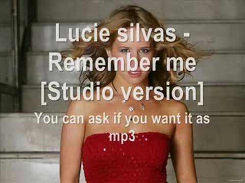 Lucie Silvas - Remember Me [Studio Version!] + Lyrics!