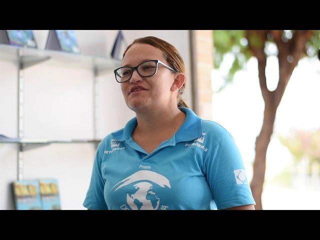 Zenilde Pereira dos Santos - Equipe técnica do Projeto